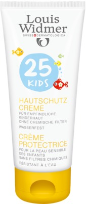 WIDMER Kids Hautschutz Creme SPF 25 unparfümiert
