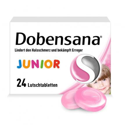 Dobensana Junior 1,2mg/0,6mg