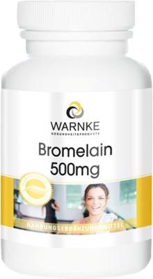 BROMELAIN 500 mg Tabletten