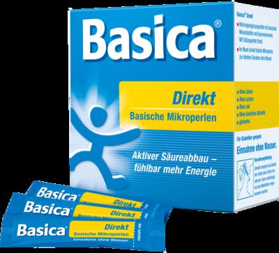 Basica Direkt Mikroperlen für ein gesundes Säure-Basen-Gleichgewicht
