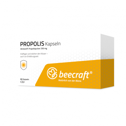 Beecraft Propolis Kapseln