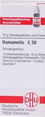 HAMAMELIS C 30 Globuli