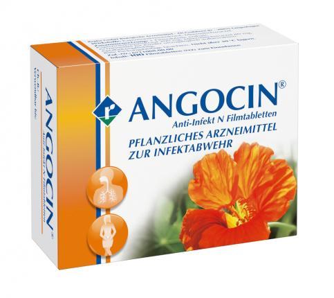 ANGOCIN Anti-Infekt N Filmtabletten