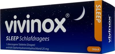 Vivinox Sleep Schlafdragees