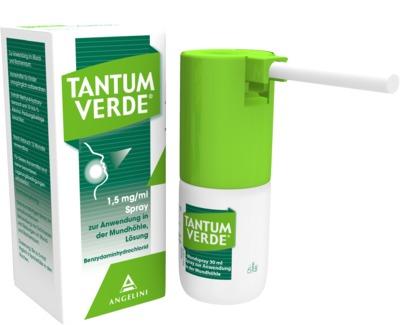 TANTUM VERDE 1,5 mg/ml Spray