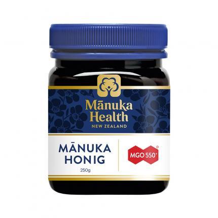 MĀNUKA HONIG MGO 550+ aus Neuseeland