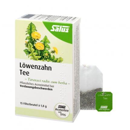Löwenzahn Tee Salus