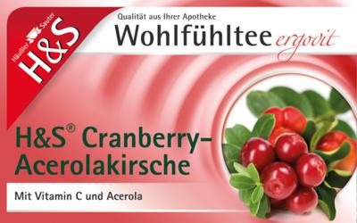 H&S Cranberry Acerolakirsche Filterbeutel