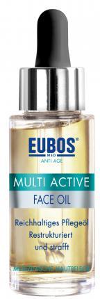 Eubos Anti Age Multi Active Face Oil