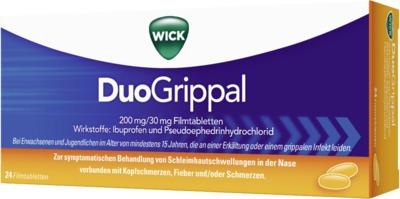 WICK DuoGrippal 200mg/30mg