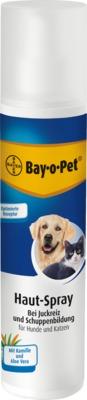 Bay O Pet Haut-Spray für Hunde und Katzen