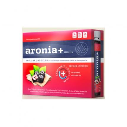ARONIA+ Mit Zink und Selen Trinkampullen