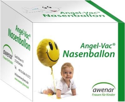 ANGEL VAC Nasensauger Geschwister Paket
