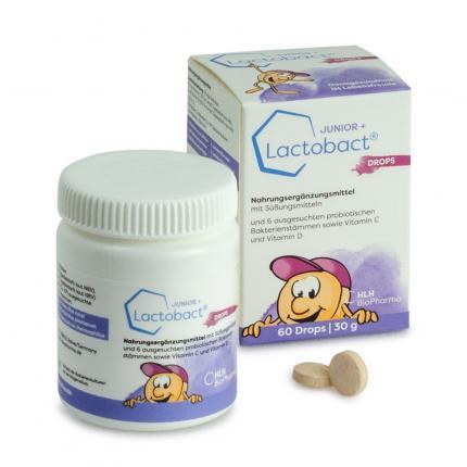 Lactobact Drops Junior+
