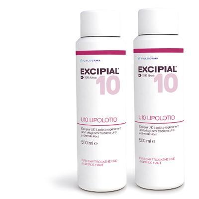 EXCIPIAL U10 LIPOLOTIO Doppelpack