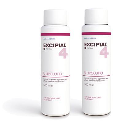 EXCIPIAL U LIPOLOTIO Doppelpack