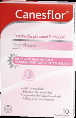 CANESFLOR Vaginalkapseln