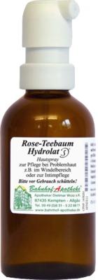 ROSE TEEBAUM Hydrolat Hautspray