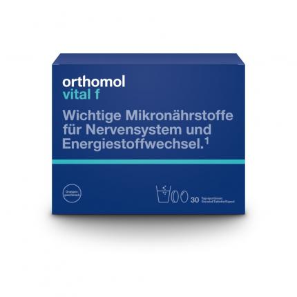 orthomol vital f 30 Tagesportionen