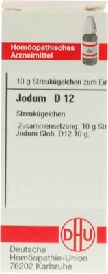 JODUM D 12 Globuli