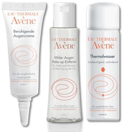 Avène Set für empfindliche Augen