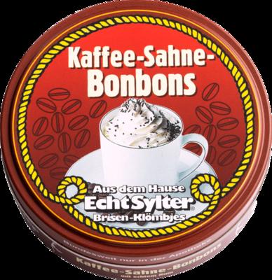 ECHT SYLTER Ins.Klömbjes Kaffee/Sahne