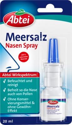 ABTEI Meersalz Nasenspray standard