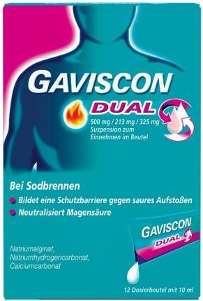 GAVISCON Dual Suspension