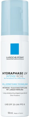 LA ROCHE-POSAY HYDRAPHASE UV INTENSE Creme reichhaltig