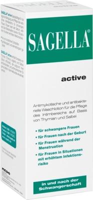 SAGELLA active Intimwaschlotion