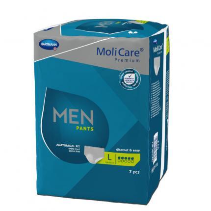 Molicare Premium MEN Pants 5 Tropfen L