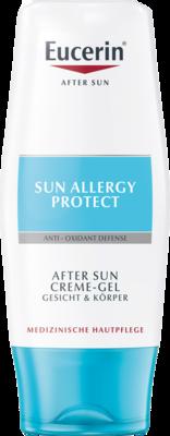 Eucerin Sonnen Allergie Schutz After Sun Creme-Gel