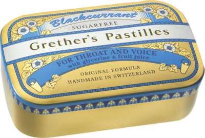 GRETHERS Blackcurrant Silber zf.Past.Dose
