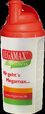 MEGAMAX Mixbecher rot
