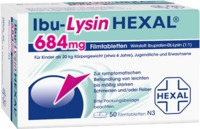 Ibu-Lysin HEXAL 684 mg