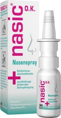 Nasic O.K. Nasenspray 10 ml