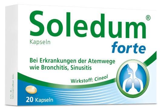 SOLEDUM Kapseln forte 200 mg