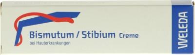 BISMUTUM/STIBIUM Creme
