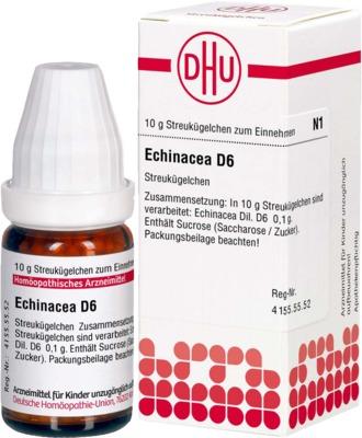 ECHINACEA HAB D 6 Globuli