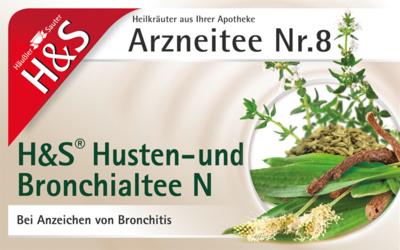 H&S Husten-und Bronchialtee N