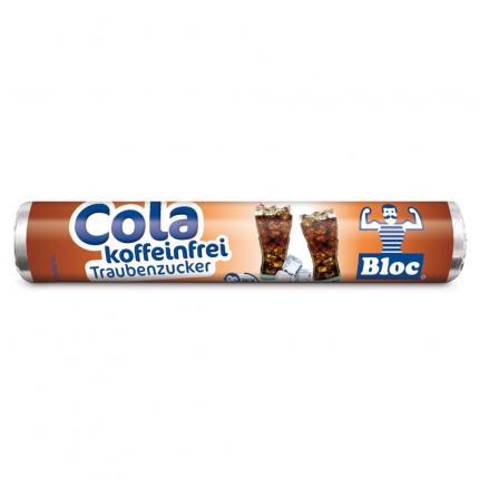 BLOC Traubenzucker Cola Rolle
