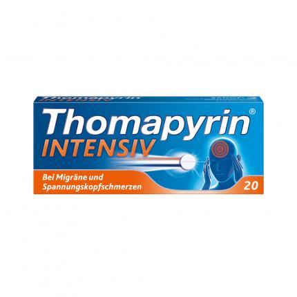 Thomapyrin INTENSIV Migräne Tabletten