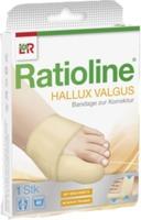 Ratioline HALLUX VALGUS Bandage zur Korrektur Größe M