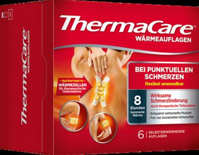 ThermaCare Wärmeauflagen Flexible Anwendung