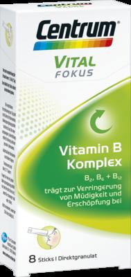 CENTRUM Vital Fokus Vitamin B-Komplex Direktgranulat