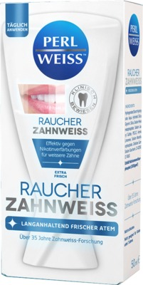 PERLWEISS Raucher Zahnweiss