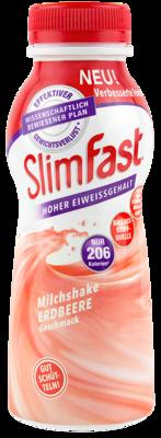 SlimFast Fertigdrink Erdbeere