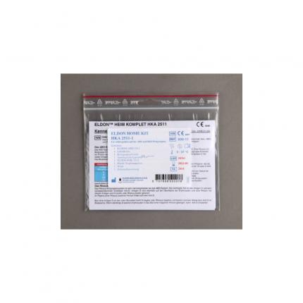 BLUTGRUPPE Schnelltest Eldon Home Kit HKA 2511-1