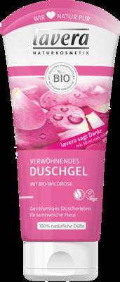 LAVERA Duschgel Bio-Wildrose