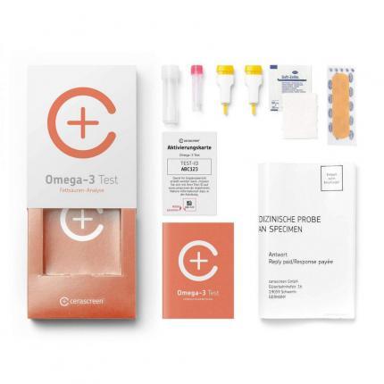 Cerascreen Omega-6/3 Test 1 St.